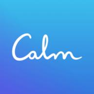 Calm - Meditate, Sleep, Relax-Logo