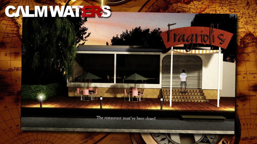 دانلود Calm Waters 1.0.5 - بازی ماجراجویی و ترسناک متفاوت