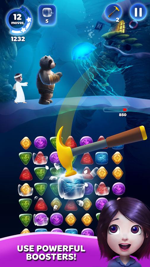 دانلود Calming Lia 3.155 - بازی پازل فوق العاده زیبا و خوش ساخت اندروید + مود