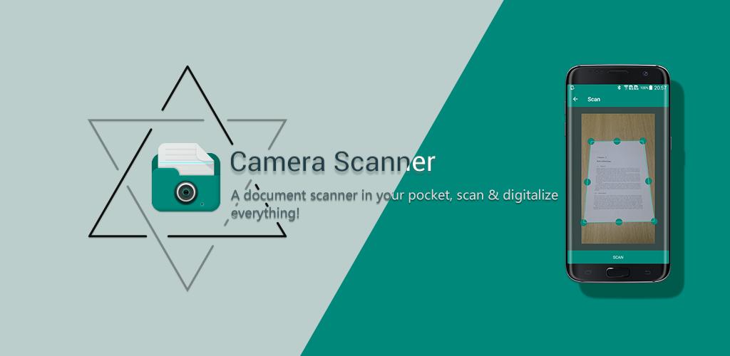 Camera Scanner:PDF creator