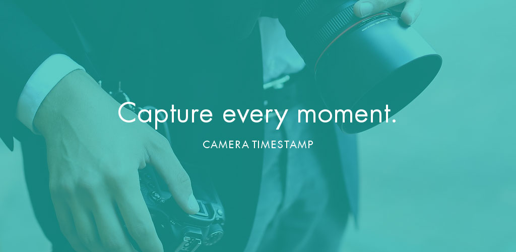 Camera Timestamp