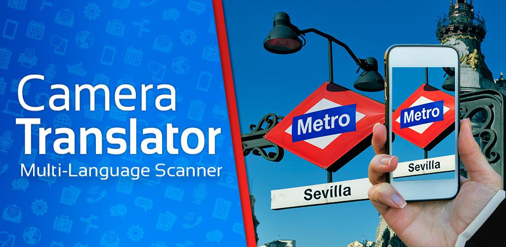 Camera Translator - Translate Picture Scanner PDF PRO