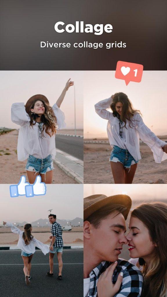 دانلود Candy Camera for Selfie 5.4.48 - برنامه دوربین سلفی قدرتمند و عالی اندروید!