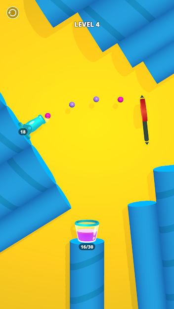 دانلود Cannon Shot! 1.3.0 - بازی تفننی جذاب و فانتزی