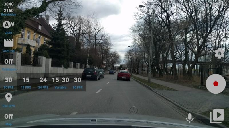 دانلود Car Camera Pro 1.4.2 - برنامه دوربین داشبورد ماشین اندروید !