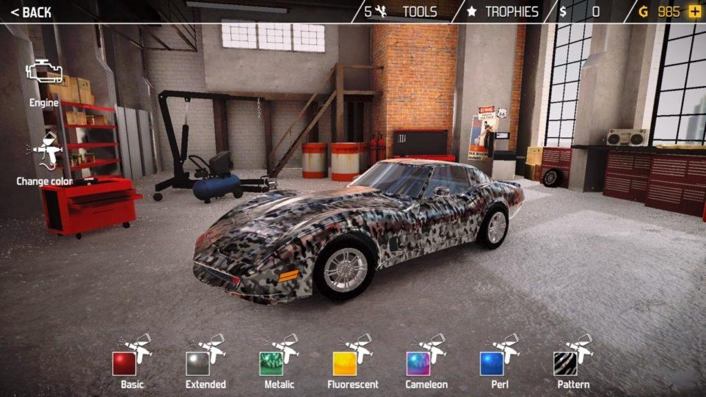 دانلود Car Mechanic Simulator 18 1.1.5 - بازی شبیه ساز مکانیک ماشین 2018 اندروید + مود