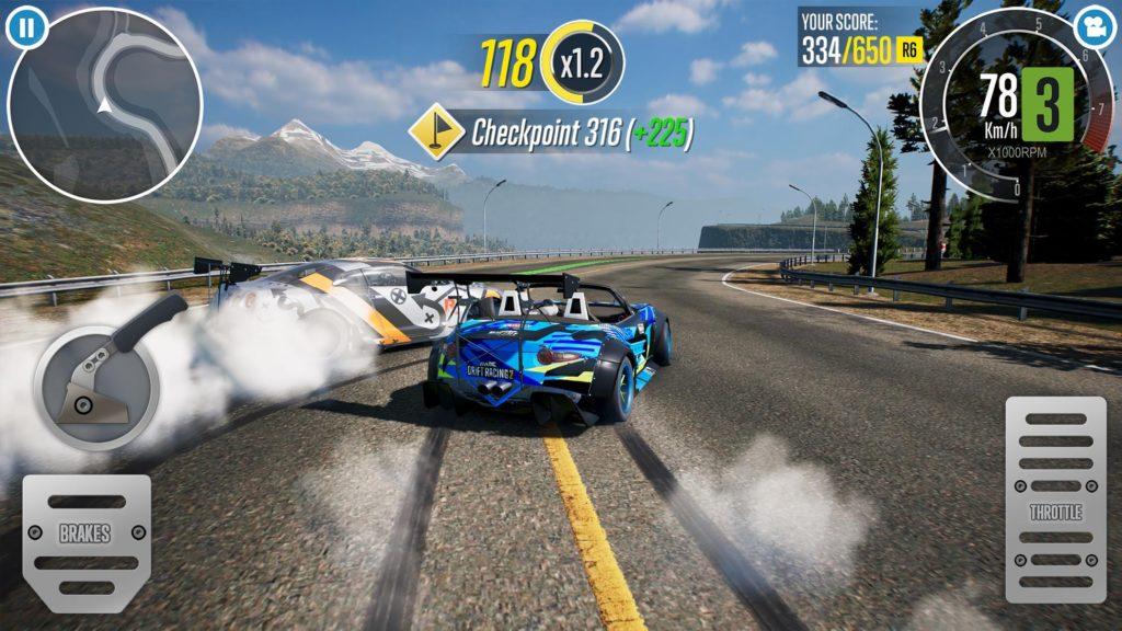 دانلود CarX Drift Racing 2 1.6.2 - بازی مسابقات دریفت 2 اندروید + مود + دیتا