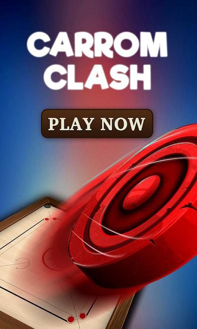 دانلود Carrom Clash 1.9 - بازی شبیه سازی محبوب