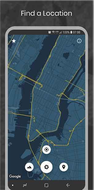 دانلود Cartogram - Map Wallpapers & Backgrounds 4.0.3 - برنامه ساخت والپیپر از نقشه مخصوص اندروید !