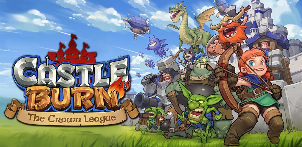 Castle Burn - RTS Revolution