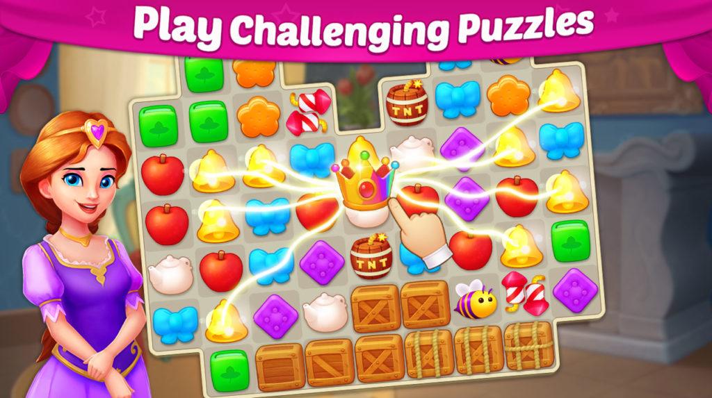 دانلود Castle Story: Puzzle & Choice 1.4.9 - بازی پازل - کژوال محبوب