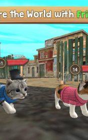 Cat Sim Online Play with Cats 4 175x280 دانلود Cat Sim Online: Play with Cats 3.4 – بازی شبیه سازی زندگی گربه ها آندروید + مود