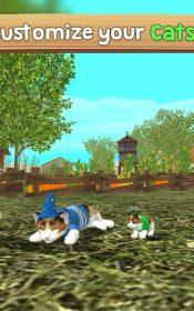 Cat Sim Online Play with Cats 5 175x280 دانلود Cat Sim Online: Play with Cats 3.4 – بازی شبیه سازی زندگی گربه ها آندروید + مود