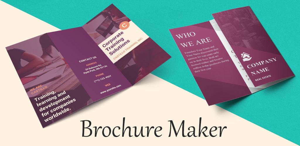 Catalog Maker -Create Brochure, poster & Catalogue PRO