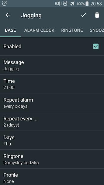 دانلود Caynax Alarm clock PRO 9.7.2 - آلارم فوق العاده سیناکس مخصوص اندروید