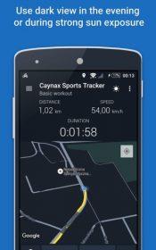 Caynax GPS Sports Tracker