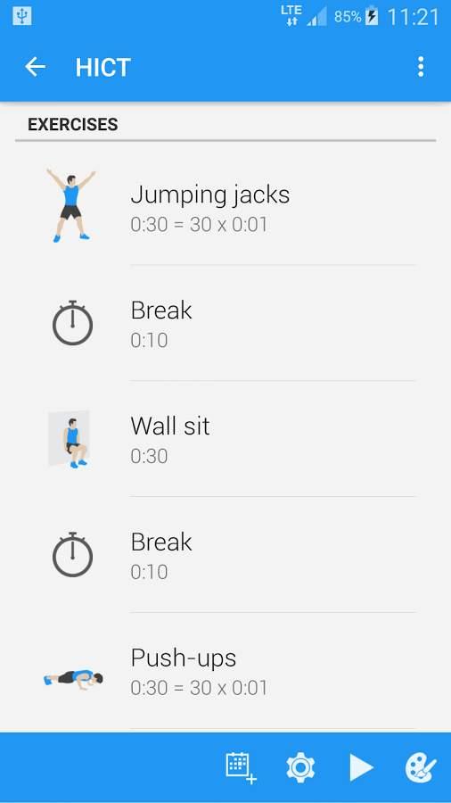 دانلود Caynax Home workouts Pro 2.1.1 - برنامه ورزش در خانه اندروید !