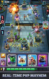 "Chaos Battle League 2 175x280 دانلود Chaos Battle League 1.3.3 – بازی استراتژی ""آشفتگی میدان نبرد"" آندروید + مود + دیتا"