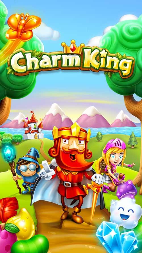 دانلود Charm King 4.8.0 - بازی پازل