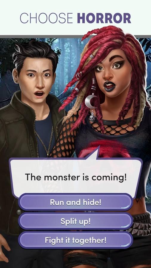 دانلود Choices: Stories You Play 2.4.0 - بازی دخترانه سرگرم کننده اندروید + مود