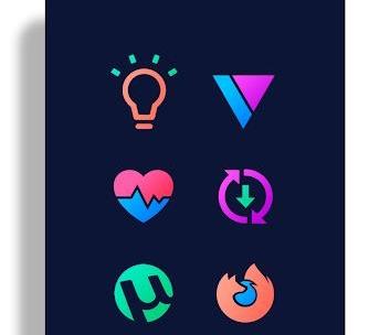 Chroma - Icon Pack-2