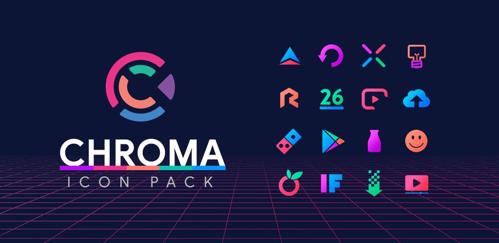 Chroma - Icon Pack