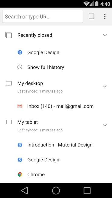 دانلود Chrome Beta 80.0.3987.68 - مرورگر وب گوگل کروم بتا اندروید !