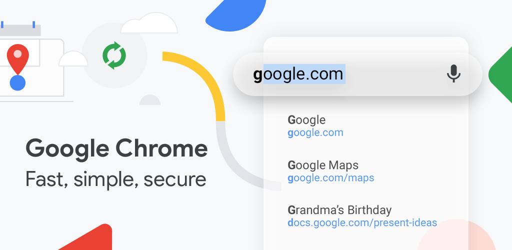 Google Chrome - گوگل کروم