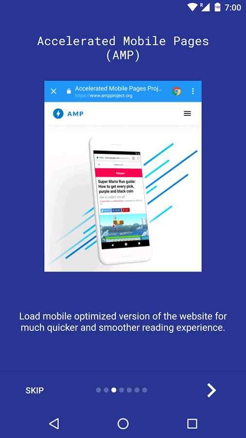 دانلود Chromer - Browser 2.0 - مروگر پر سرعت و هم سبک گوگل کروم اندروید !