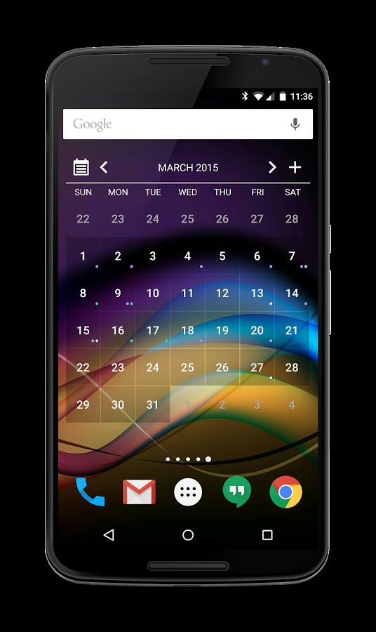 دانلود Chronus Pro - Home & Lock Widget 10.12 - مجموعه ویجت اندروید + مود + تم ها