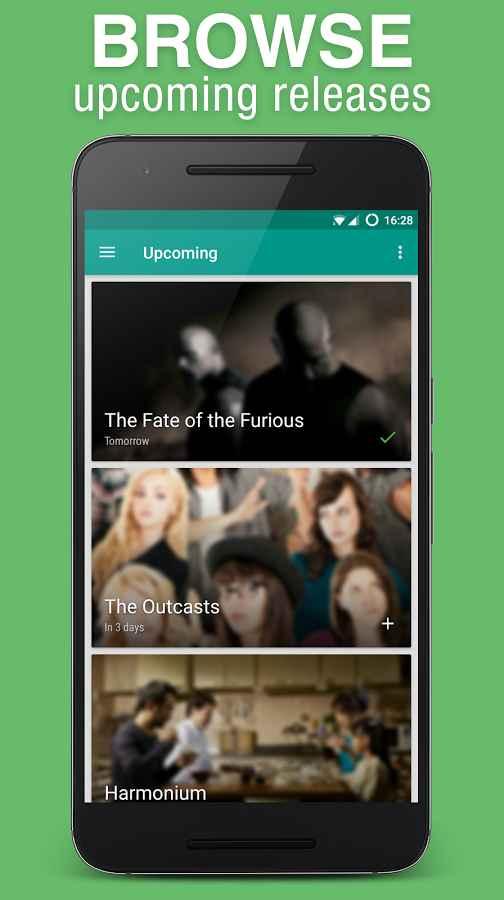 دانلود Cinemaniac - Movies To Watch Full 3.1.2 - مجموعه اطلاعات فیلم های سینمایی اندروید