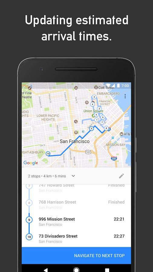 دانلود Circuit - Route Planner Pro 0.56.1 - برنامه مسیر یاب حرفه ای اندروید