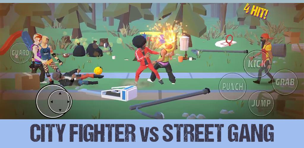 City Fighter vs Street Gang