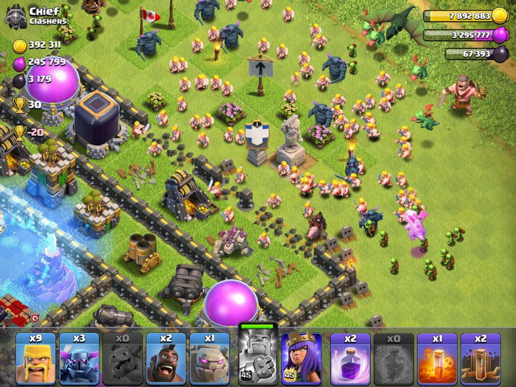 دانلود Clash of Clans 10.322.24 - آپدیت بازی آنلاین جنگ قبیله ها اندروید !