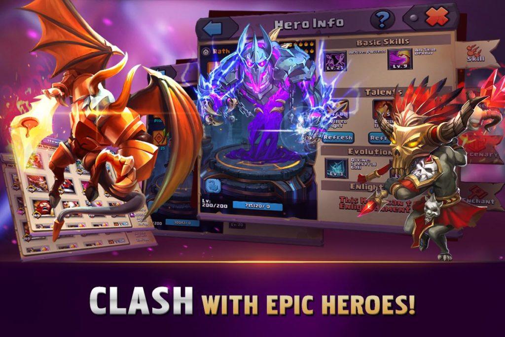 دانلود Clash of Lords 2 1.0.289 - بازی جنگ پادشاهان 2 اندروید + دیتا