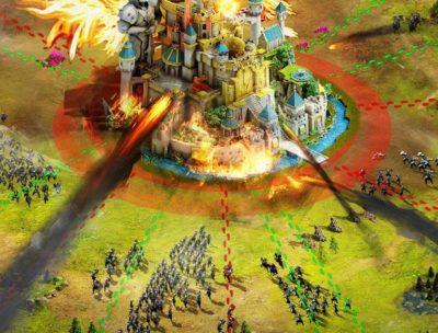 Clash of Queens:Dragons Rise