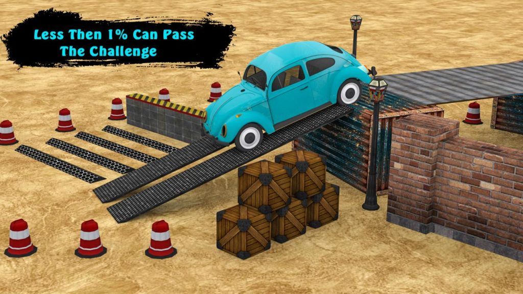دانلود Classic Car Parking Real Driving Test 1.2 - بازی پارکینگ خودرو های کلاسیک اندروید !