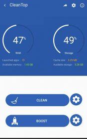 CleanTop.1 175x280 دانلود CleanTop : Cleaner and Booster Pro 1.0.3 – برنامه جذاب و جالب و خوب پاک کننده قدرتمند آندروید !