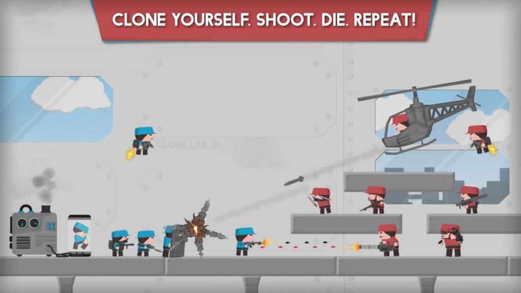 دانلود Clone Armies 4.4.7 - بازی اکشن