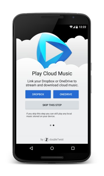 دانلود CloudPlayer by doubleTwist Full 1.7.9 - برنامه موزیک پلیر فوق العاده