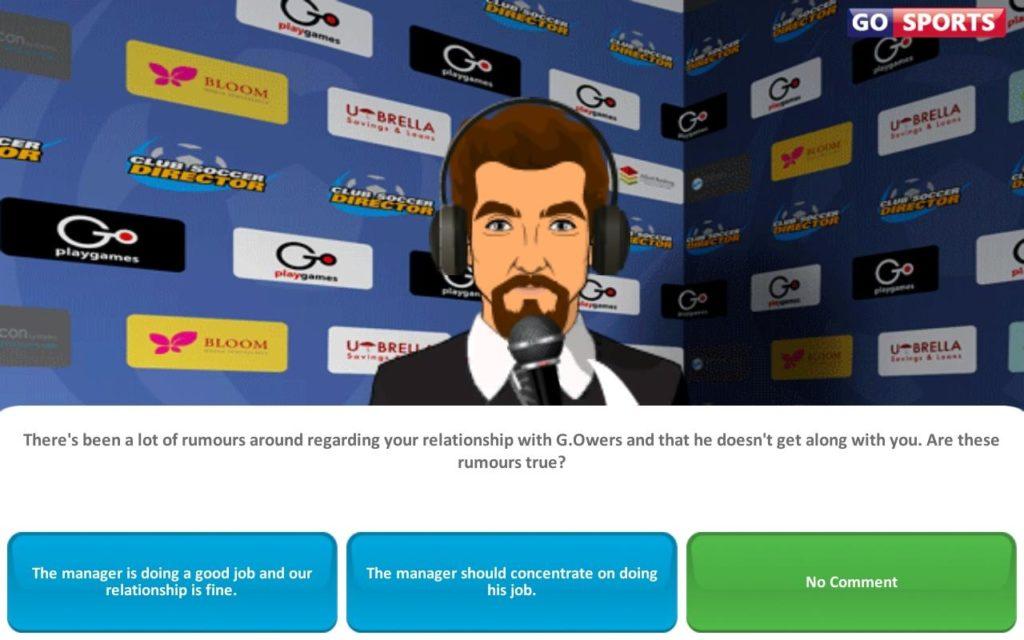 دانلود Club Soccer Director 2019 2.0.25 - بازی مدیر باشگاه فوتبال 2019 اندروید + مود