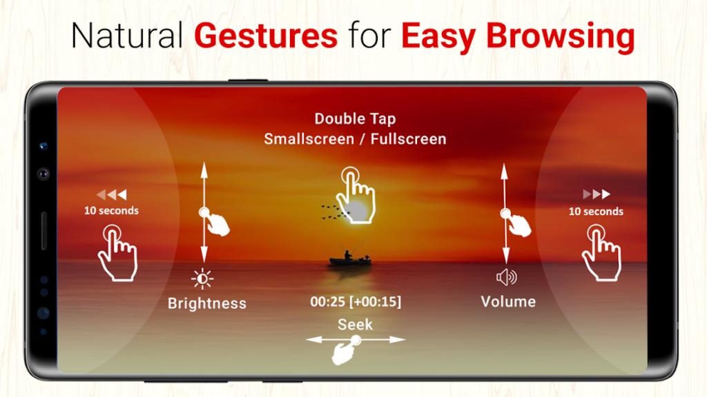دانلود CnX Player - Ultra HD Enabled 4K Video Player Premium 3.3.6 - ویدئو پلیر پر امکانات و با کیفیت