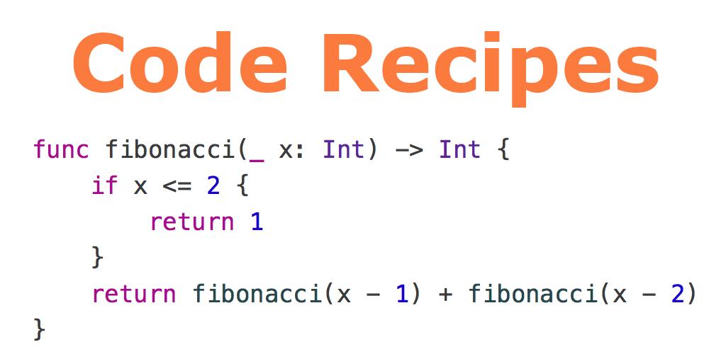 Code Recipes Full