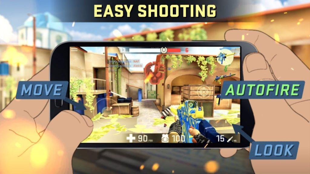 دانلود Combat Assault: FPP Shooter 1.20.34 - بازی اکشن خارق العاده
