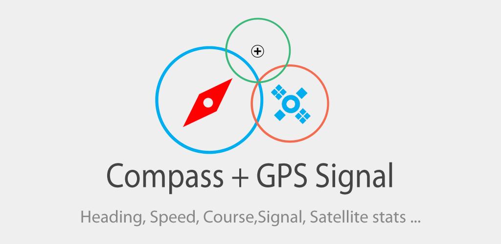 Compass + GPS Signal Premium