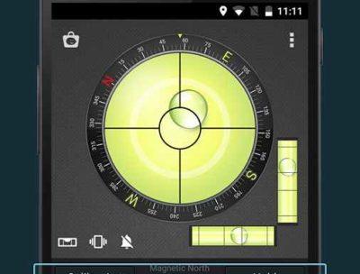 Compass Level & GPS