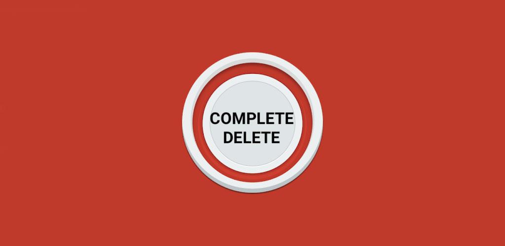 Complete Delete