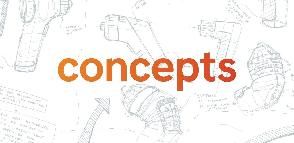 Concepts - Sketch, Design, Illustrate Premium
