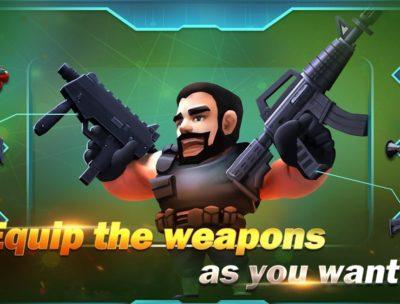 Conflict.io: Battle Royale Battleground