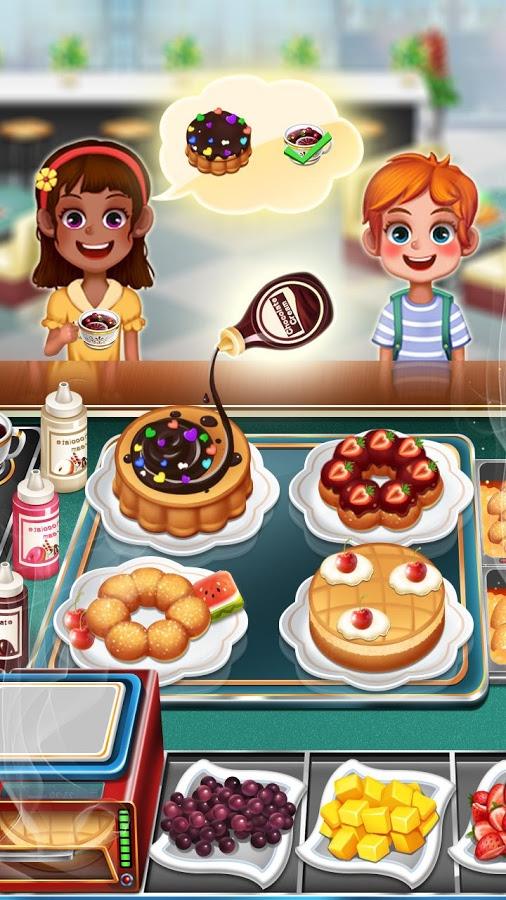 دانلود Crazy Cooking Chef 10.2.3935 - بازی سرگرم کننده